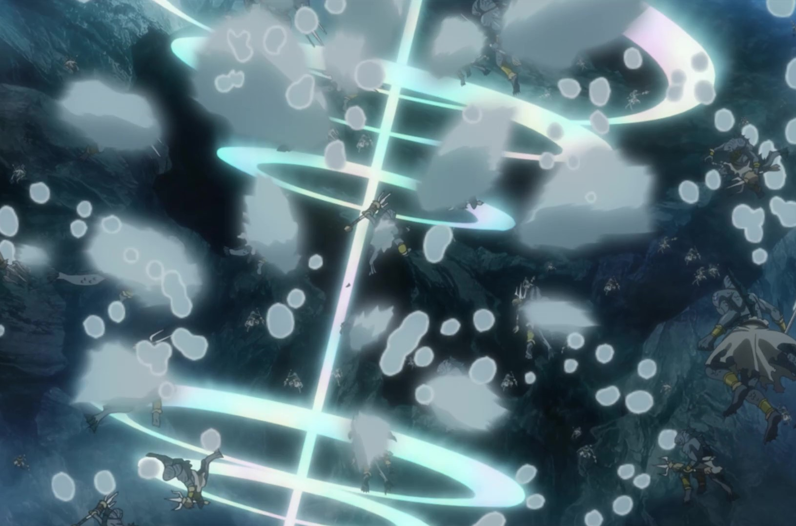 Sea God's Descent