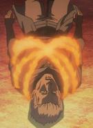 Formasi Pengikat Tali Api Padat