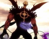 Dante's monstrous transformation
