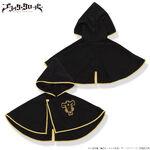 Black Bull robe