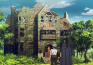 Nacht and Asta visit Faust manor