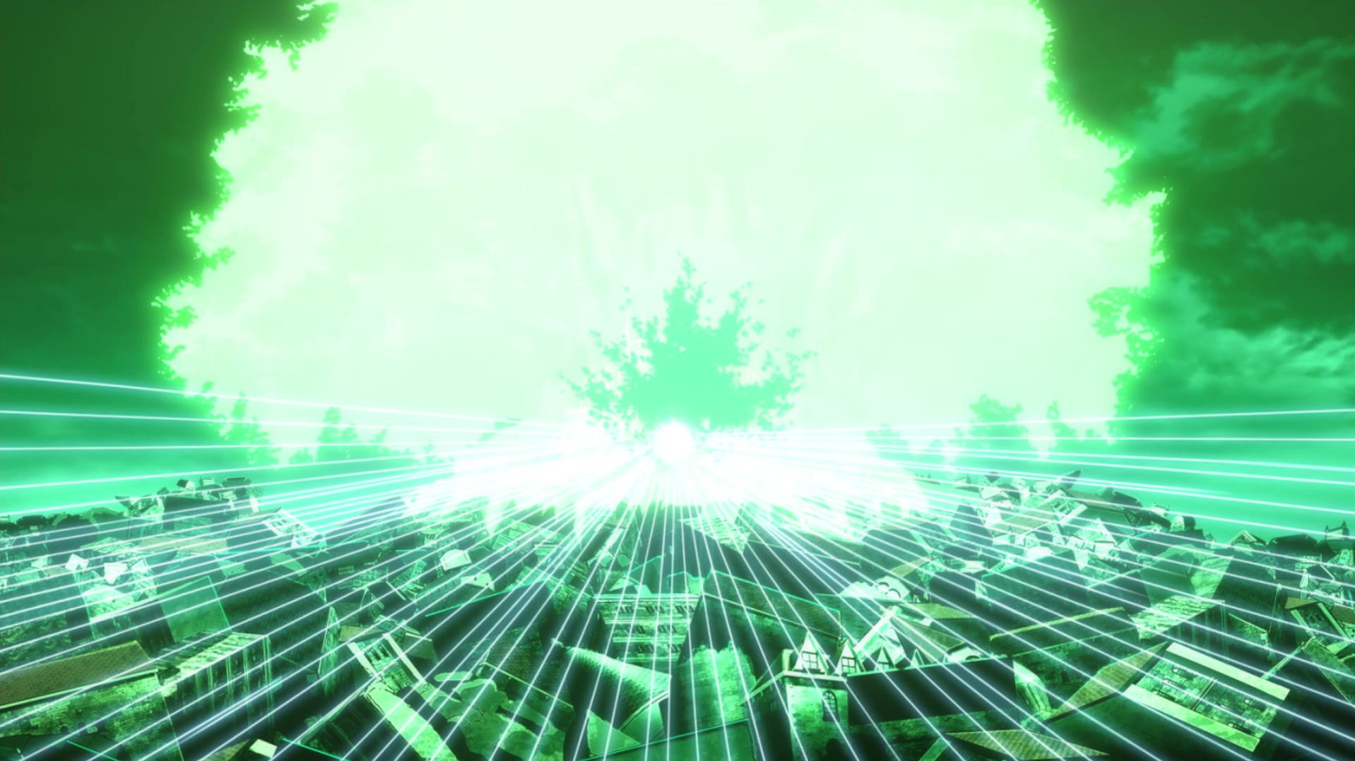 Demon-Dweller Sword: Spirit Light Tree