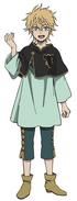 Luck anime profile