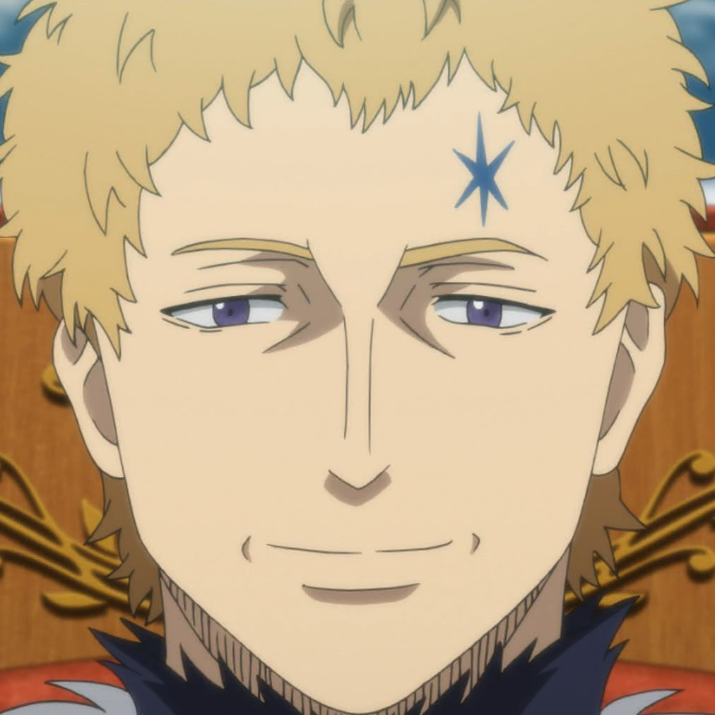 Julius Novachrono Face – Black clover] creador de vídeo de anime] comparte noticia.