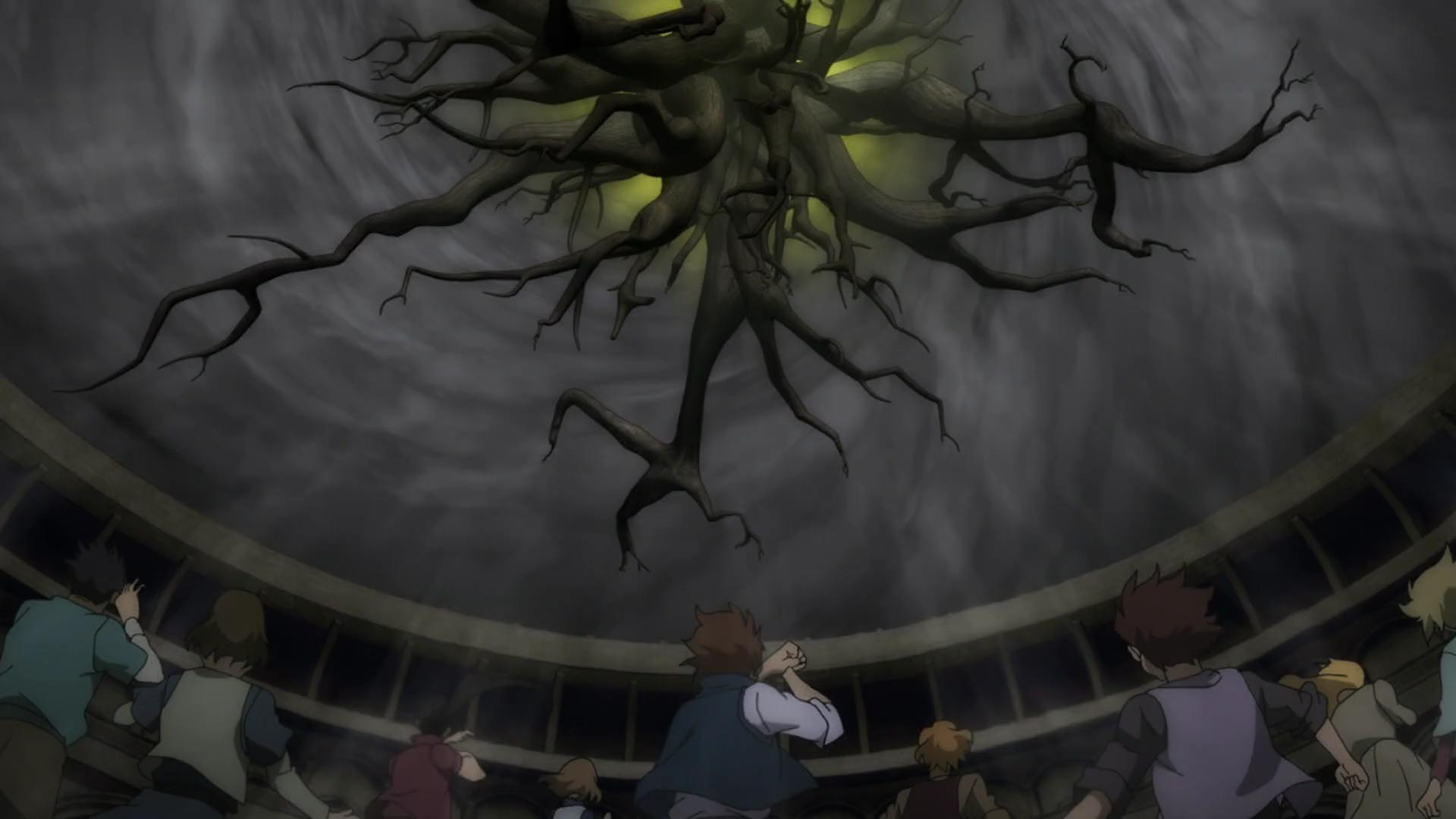 World Tree Magic
