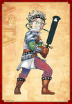 Asta in adventure outfit
