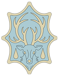 Insigne du Cerf Turquoise.png