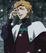 Kirsch anime profile
