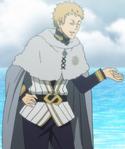Julius as Azure Deer Captain