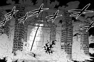 Asta and Liebe cut through Dark Prison Hunting Ground