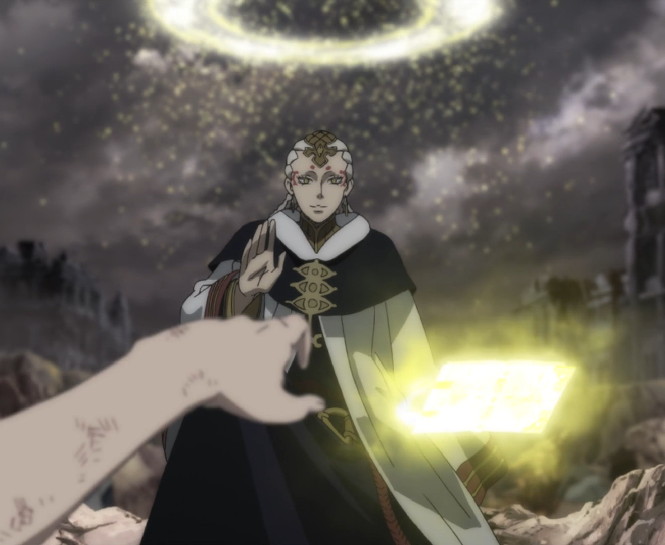 Reincarnation Magic Black Clover Wiki Fandom Maybe you're the guru of reason belthizar, or maybe the guru of life melchior, take this quiz to find out. reincarnation magic black clover wiki