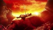 Yuno defeated by Zenon