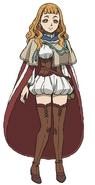 Mimosa anime profile