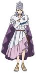 Nebra anime profile