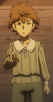 Finral as a child