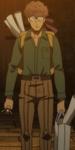 Gauche as an otaku
