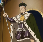 Augustus anime profile