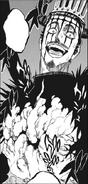 Dante heals his chest