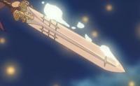Demon-Dweller Sword Licht
