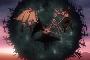 Zenon kidnaps Yami