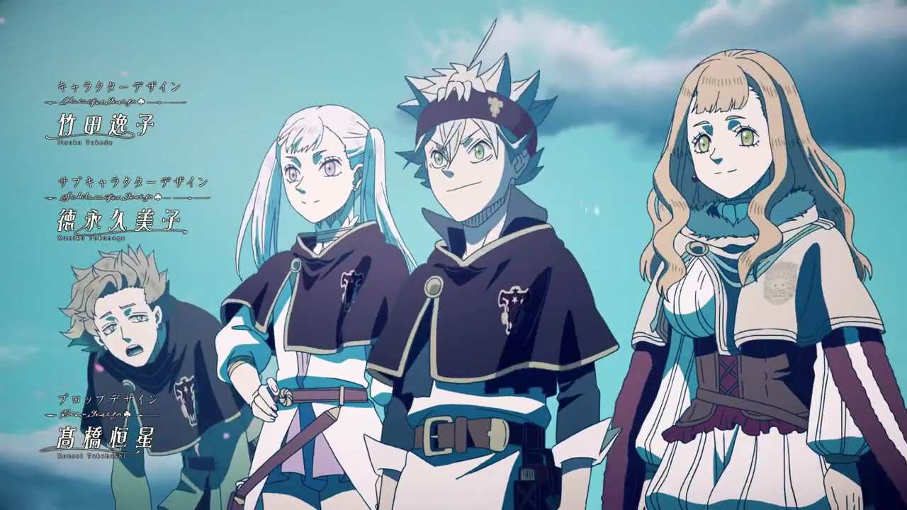Mimosa, Asta, Noelle and Finral OP10.png