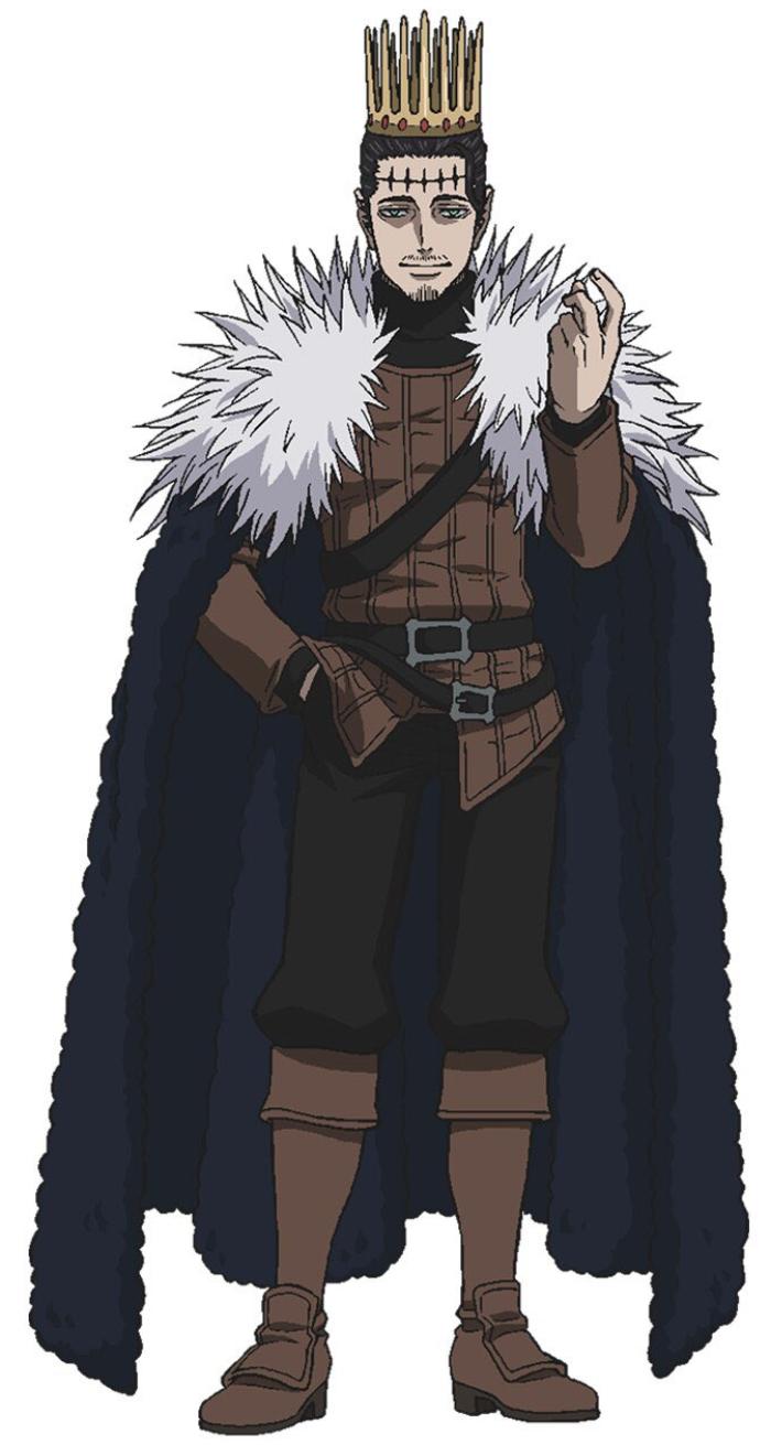 Dante Zogratis Black Clover Wiki Fandom