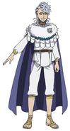 Solid anime profile