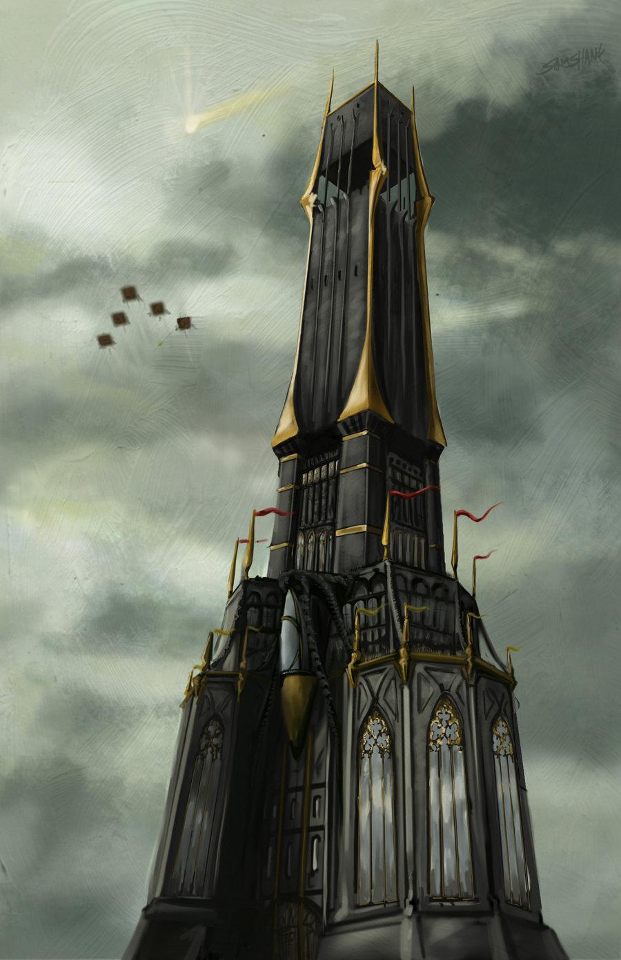Tower at Charm