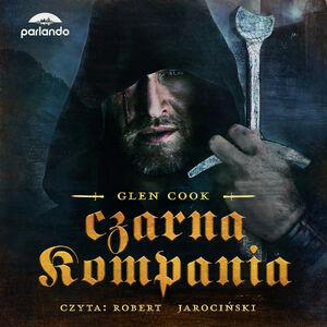 Polish audiobook The Black Company.jpg