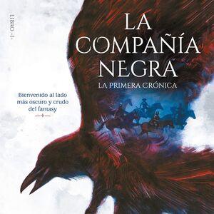Spanish The Black Company (Montena) front.jpg