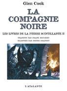 Books of Glittering Stone Part 2 (L'Atalante 2008) Cover