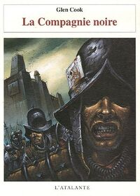The Black Company (L'Atalante 1998) Cover.jpg