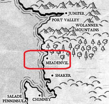 Meadenvil