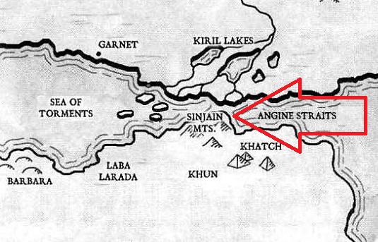 Straits of Angine