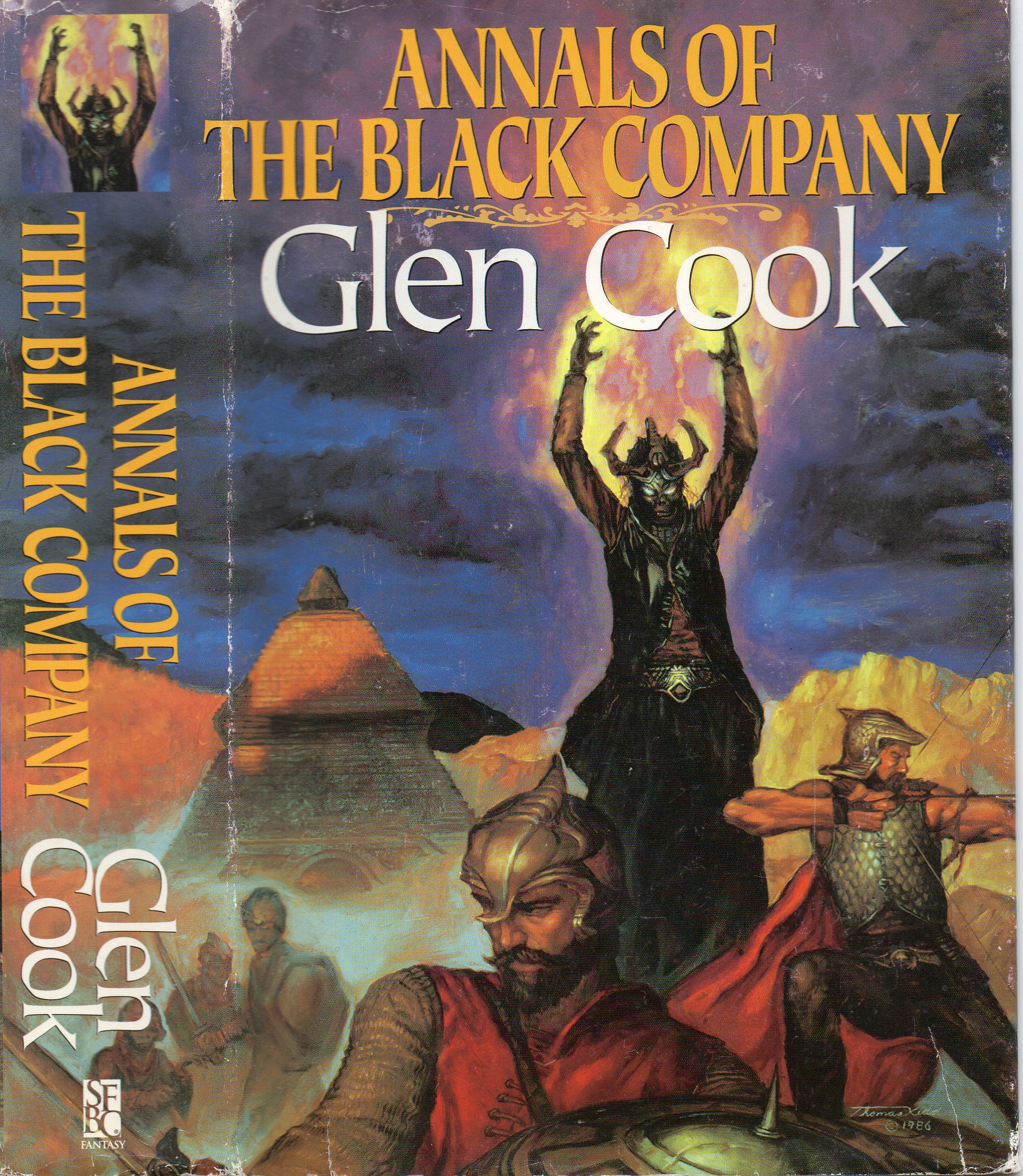 Annals of the Black Company (1986)