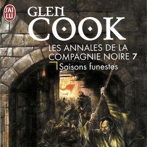 Bleak Seasons (J'ai Lu 2008) Cover.jpg