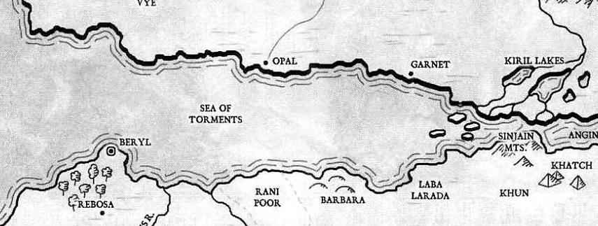 Sea of Torments