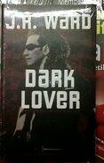 Novel Dark Lover Karangan J.R. Ward