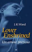 Lover Enshrined - Italian Hardcover