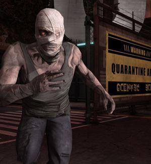 infected civilian