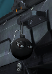 MMOBomb Weapon Tag