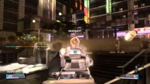 PS4 Blacklight Rertibution Gameplay..