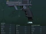 Burstfire Pistol