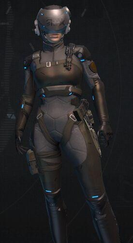Battle Mode Suit