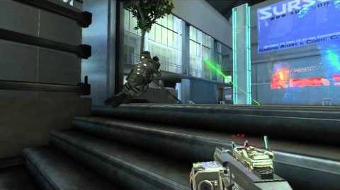 Blacklight Retribution - Containment Trailer