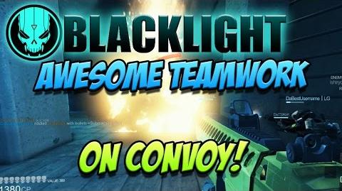 Awesome Teamwork on Convoy ft