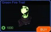 Green fire icon-0