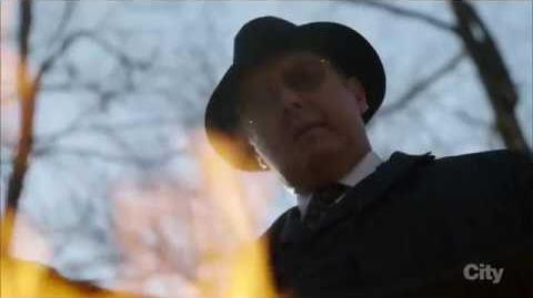LIz finds out Raymond Reddington is an Imposter Blacklist 05X22 (Season Finale)