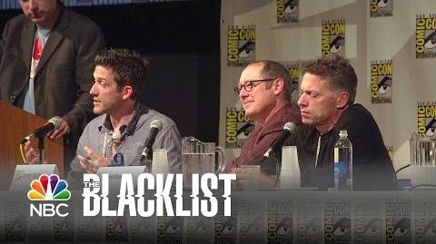 Comic-Con 2014 The Blacklist Panel (Comic Con 2014 Panel San Diego)