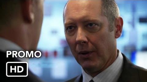 """The Blacklist 1x04 Promo """"No"""